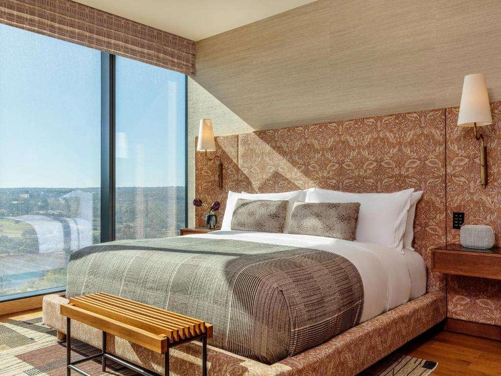 Austin Proper Hotel Romantic Suite