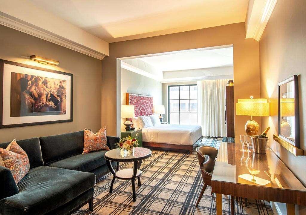 Hotel ZaZa Austin luxury