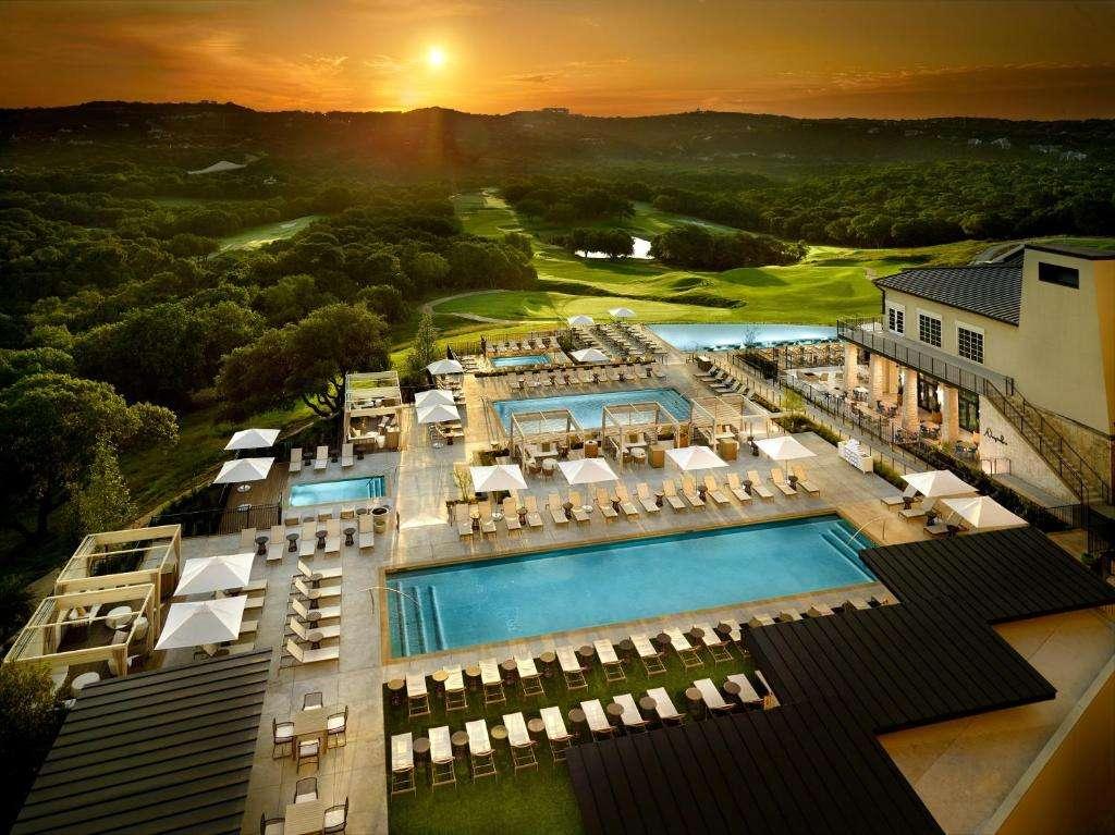 Omni Barton Creek Resort & Spa amazing pool