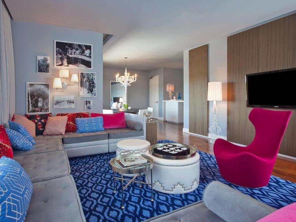 W Austin Luxury Suite