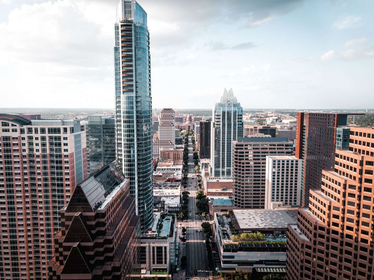 Austin Business District