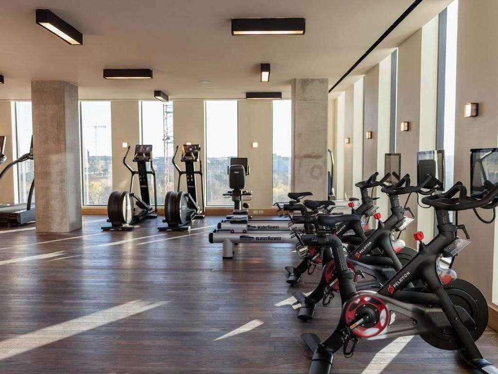 Austin Proper Hotel fitness