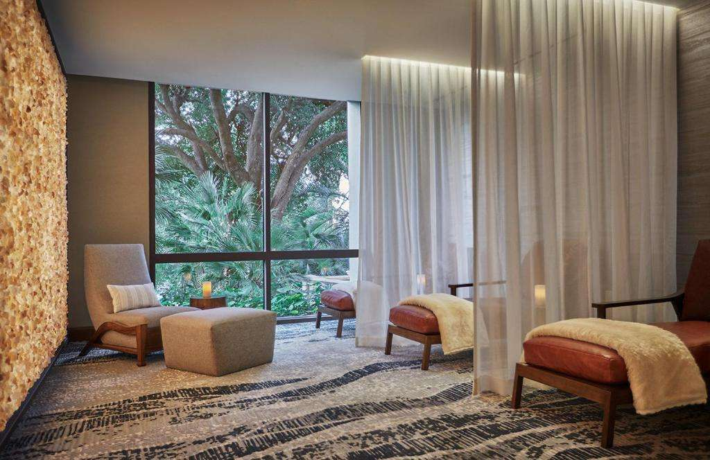 Four Seasons Hotel Austin spa