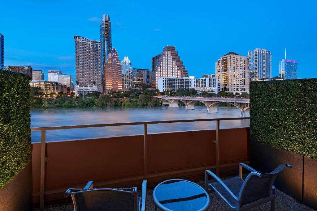 Hyatt Regency Austin Sexy Balcony