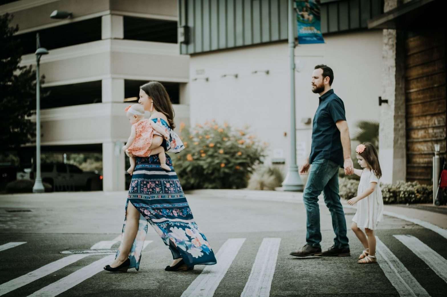 Family in Austin Texas